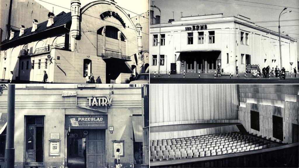 Niezwykła historia łódzkich kin. Które znasz, które rozpoznasz? Zobacz! [ZDJĘCIA] - Zdjęcie główne