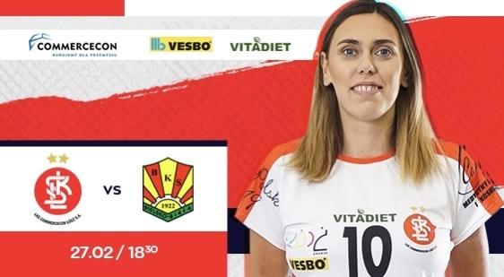 Wygraj bilet na mecz ŁKS Commercecon - BKS Bielsko-Biała [KONKURS] - Zdjęcie główne