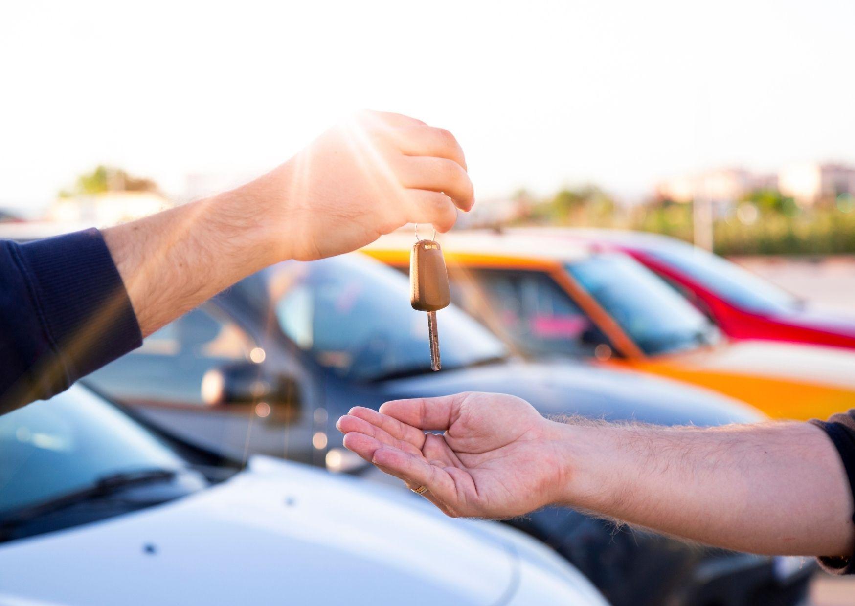 Te samochody sprzedają się najszybciej. Trudniej sprzedać volvo czy bmw - Zdjęcie główne
