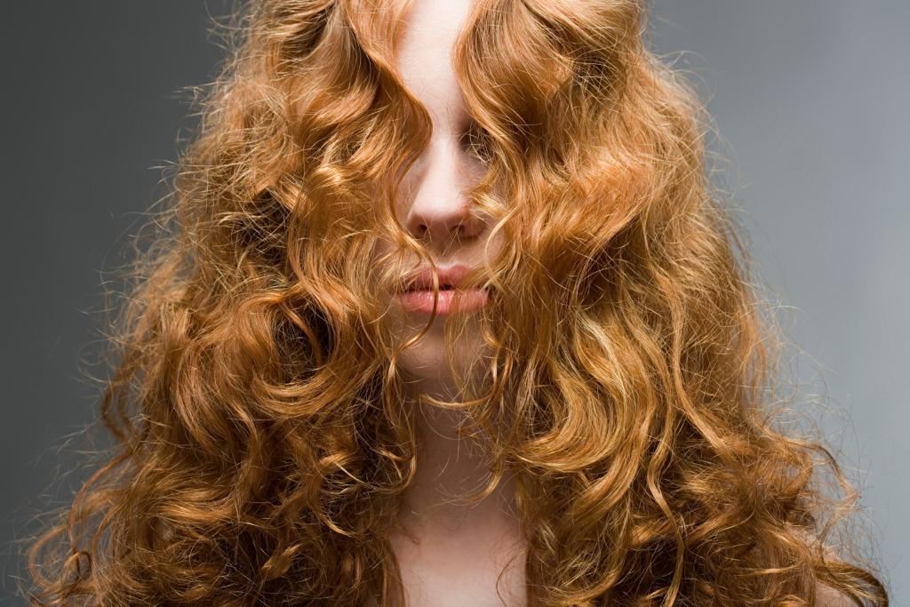 Maska do włosów kręconych – na co zwracać uwagę? - Zdjęcie główne