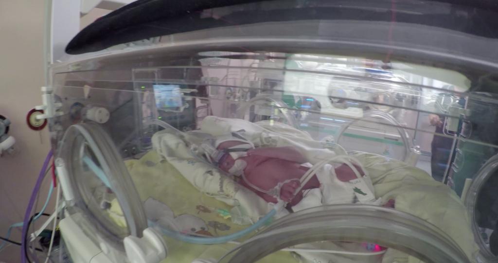 W szpitalu im. Madurowicza na świat przyszły trojaczki - Zdjęcie główne