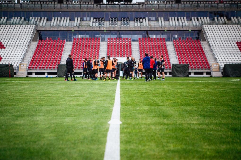 Ełkaesiacy wracają do treningów - Zdjęcie główne