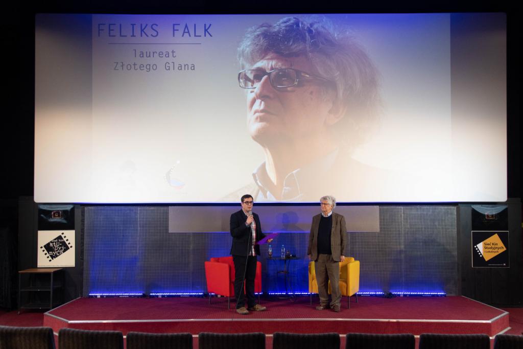 Znamy laureatów Złotego Glana! Przyznano nagrody stowarzyszenia Łódź Filmowa i Kina Charlie - Zdjęcie główne