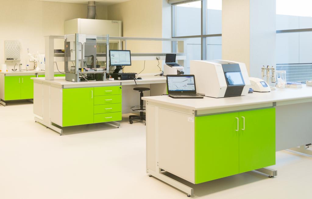 Nowoczesny sprzęt od Bionanoparku zwiększy w Łodzi liczbę testów na koronawirusa  - Zdjęcie główne