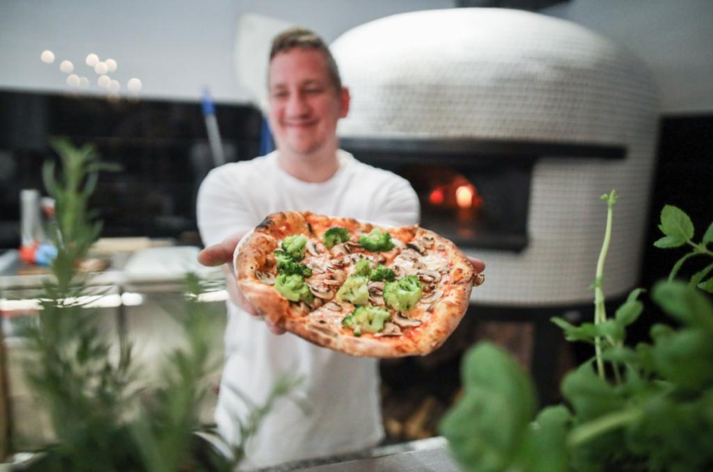 ROLLO PIZZA EXPRESS – kulinarne podróże do Włoch i nie tylko - Zdjęcie główne