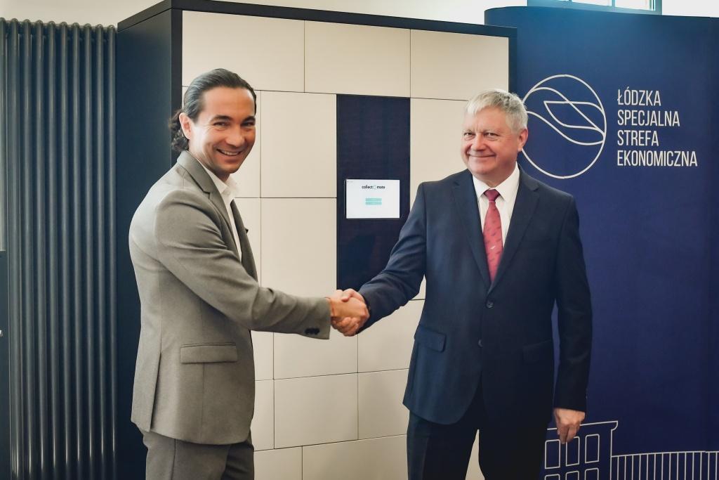 Od akceleracji po współpracę – Łódzka Specjalna Strefa Ekonomiczna wdraża rozwiązanie Collectomate - Zdjęcie główne