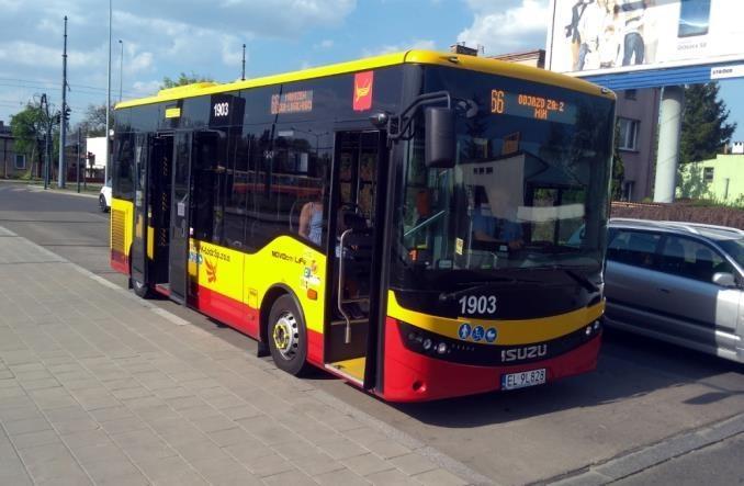 Czy małe autobusy Isuzu spełniają w Łodzi swoją rolę? - Zdjęcie główne