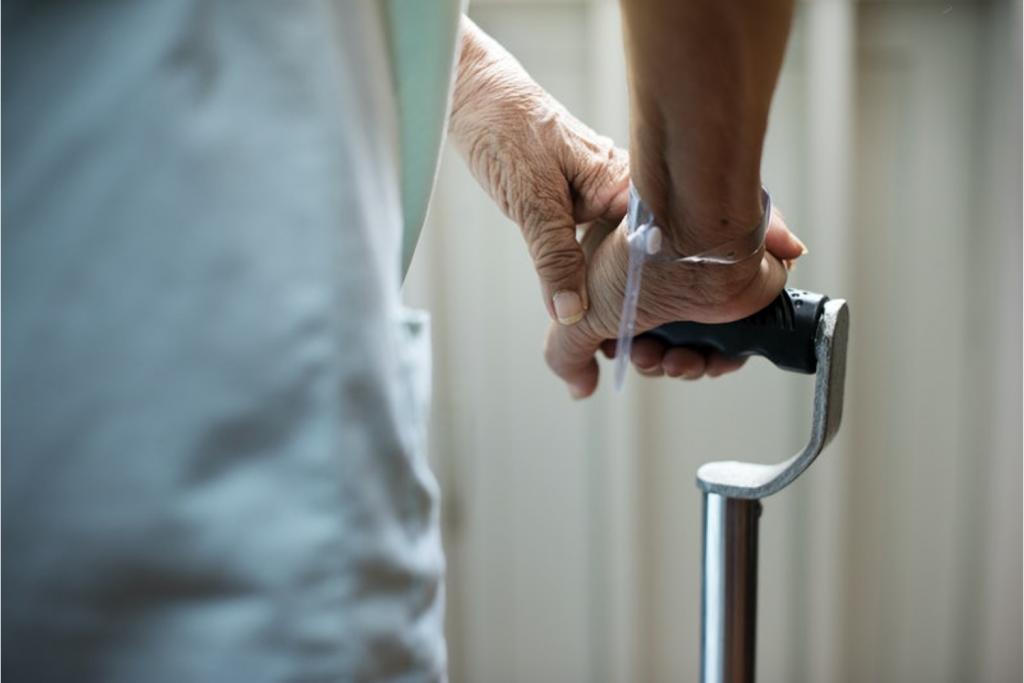 W Łódzkiem odnotowano przypadek 101-letniej pacjentki, która pokonała koronawirusa!  - Zdjęcie główne