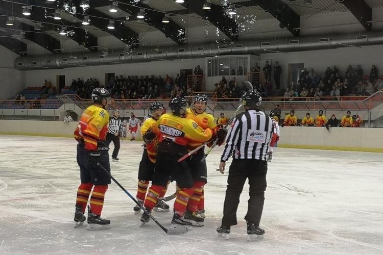 TME ŁKH wraca do gry. Dwa mecze w weekend w Bombonierce - Zdjęcie główne