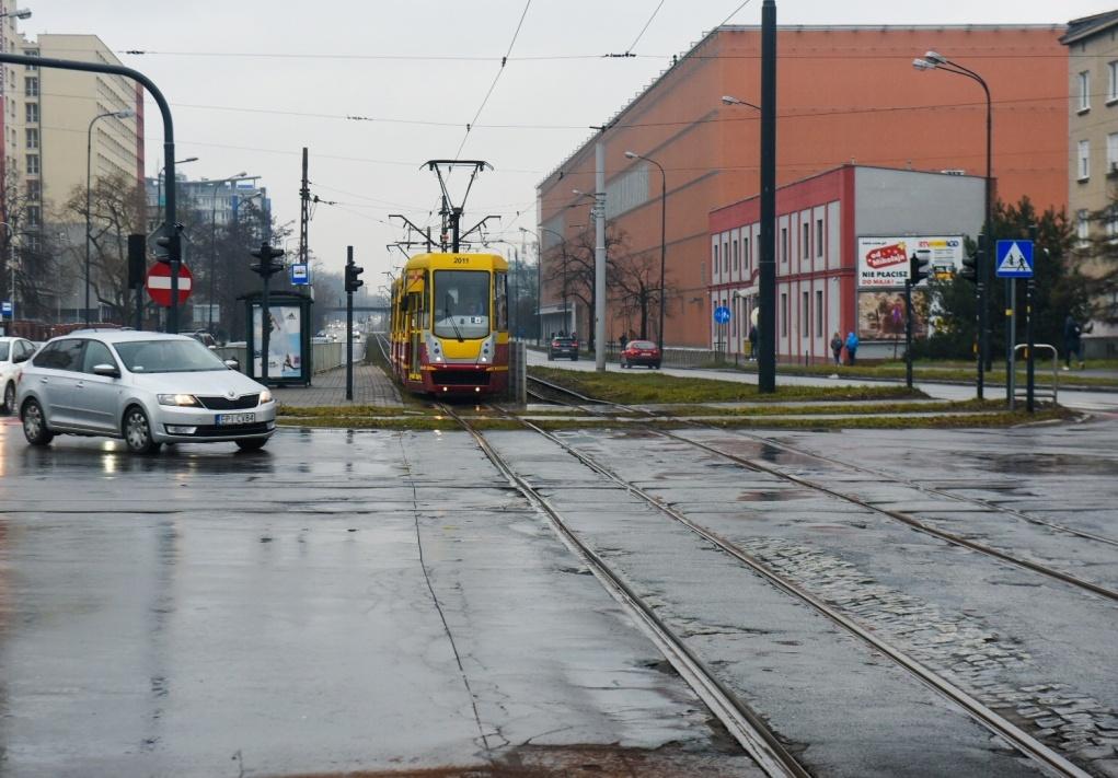 Remont torowiska na al. Politechniki. Zmiany w organizacji ruchu i komunikacji miejskiej  - Zdjęcie główne