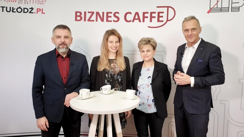 Jak dbają o swój biznes łódzcy kupcy i jaki biznes generuje światło? Biznes Caffe 47 [WIDEO] - Zdjęcie główne