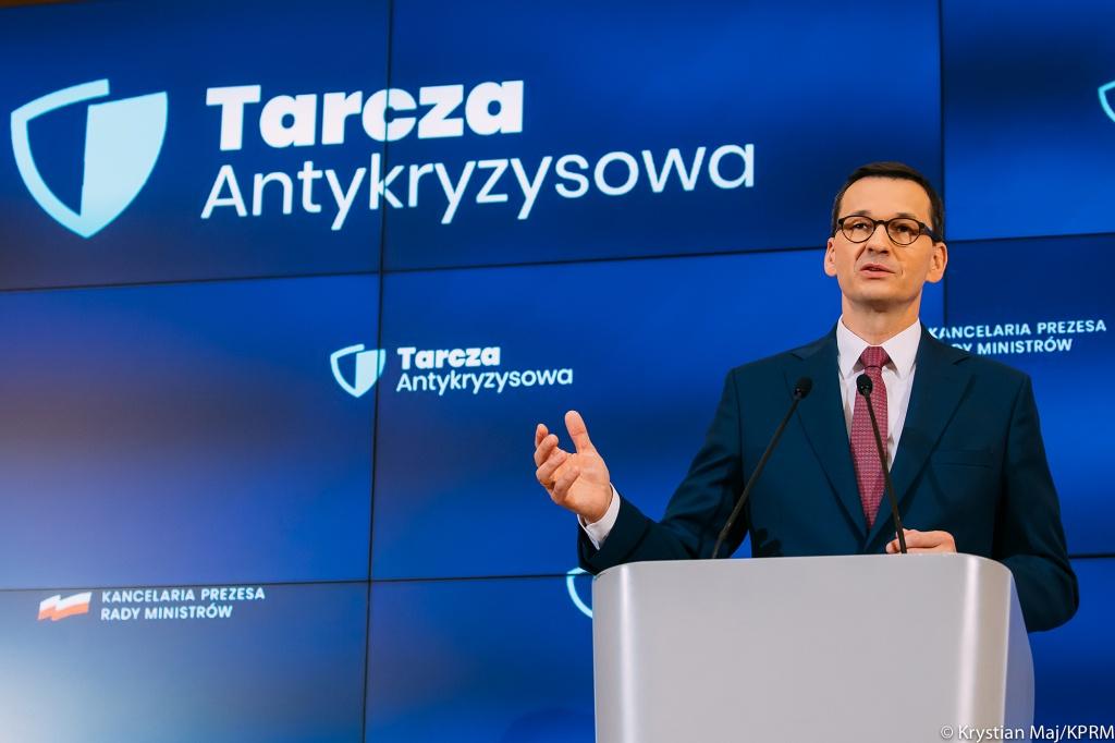 Najnowsze zmiany w Tarczy Antykryzysowej. Dobre rozwiązania dla rodzin, przedsiębiorców i emerytów - Zdjęcie główne