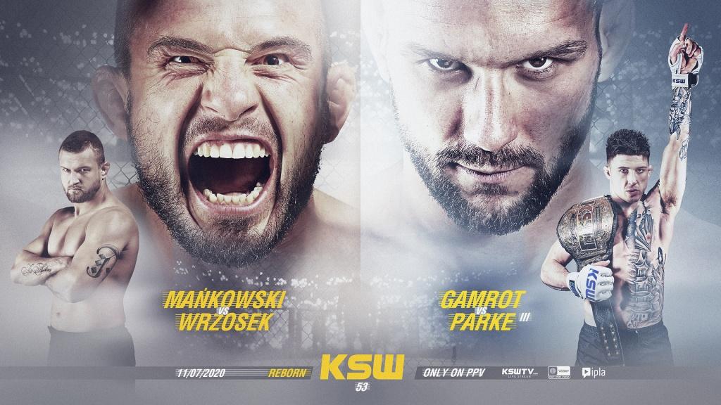 MMA: KSW powraca! Mocne zestawiania na początek! - Zdjęcie główne