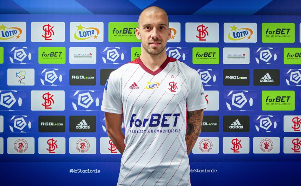 Piąty transfer ŁKS-u! Tym razem nie Hiszpan, a Słoweniec  - Zdjęcie główne