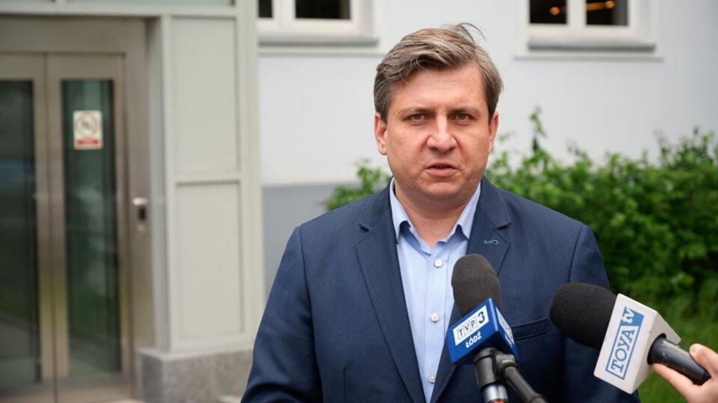 """Radny Tomasz Kacprzak (KO): """"Wojewodo, oddaj nam Straż Miejską"""" - Zdjęcie główne"""