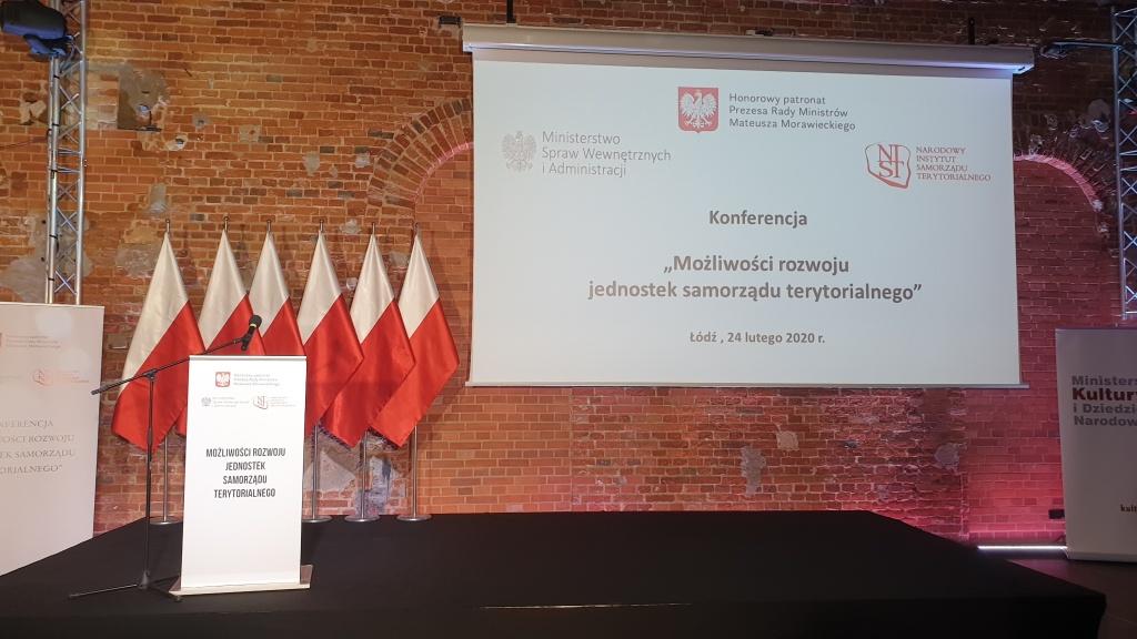 Jak przyspieszyć rozwój samorządów. Konferencja w Łódzkiej Specjalnej Strefie Ekonomicznej  - Zdjęcie główne