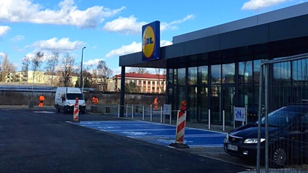 Lidl buduje 21 sklep w Łodzi. Gdzie pojawi się nowy market? Zobacz! [MAPA] - Zdjęcie główne