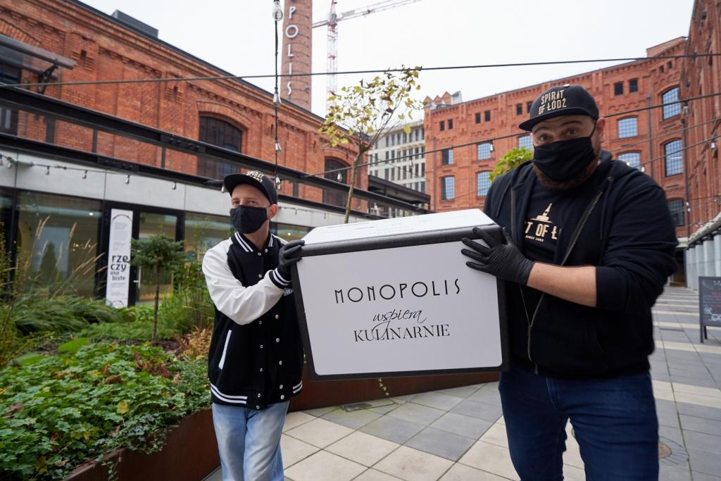 Monopolis po raz kolejny wspiera restauracje i medyków - Zdjęcie główne