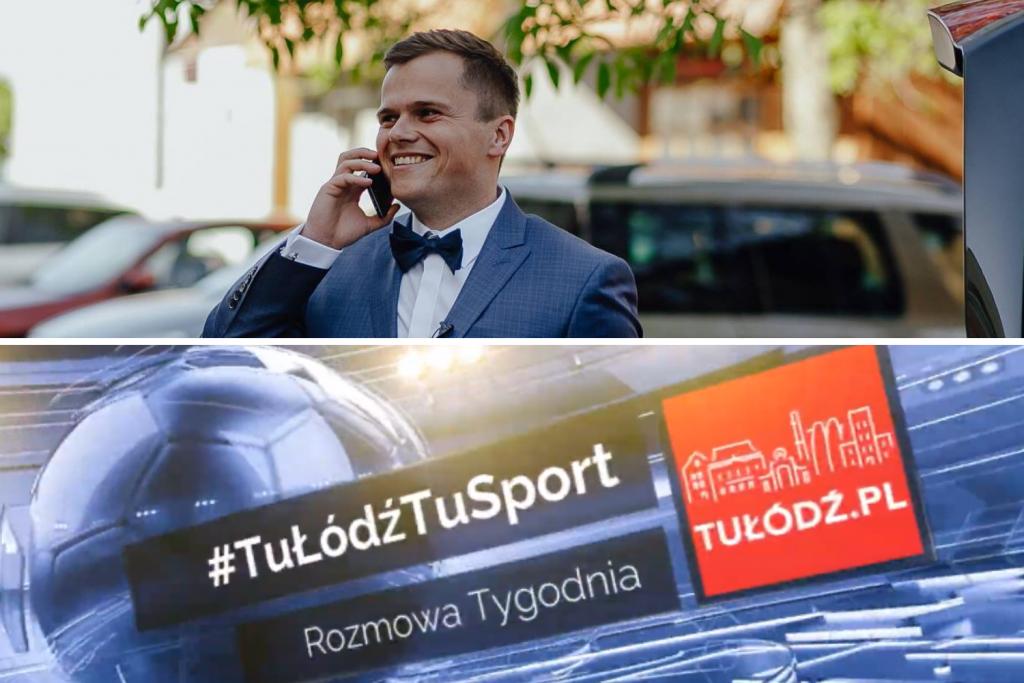 Łukasz Grabowski: Czekam na derby w ekstraklasie   TuŁódźTuSport - Rozmowa Tygodnia - Zdjęcie główne