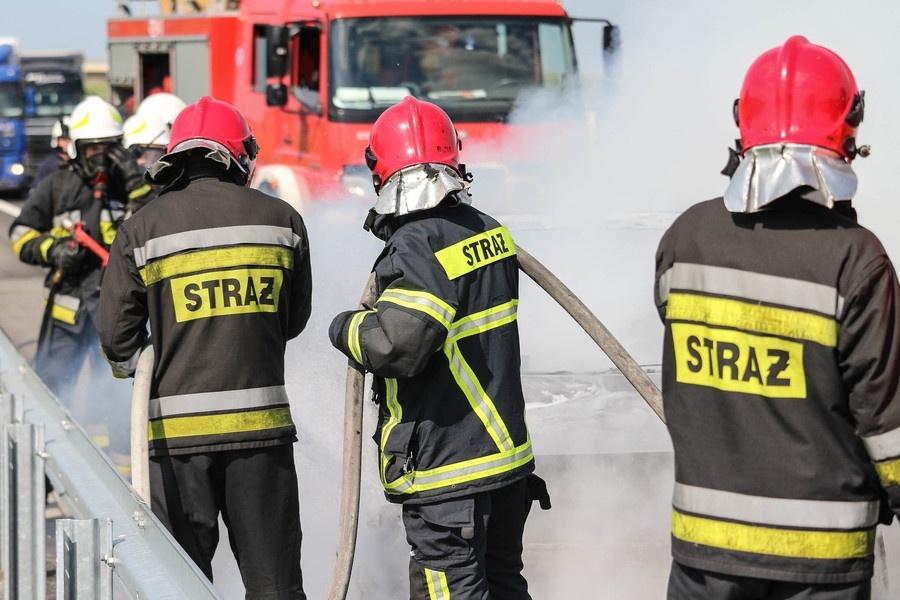 Łódź walczy z suszą. Uniwersytet Medyczny i OSP łączą siły - Zdjęcie główne