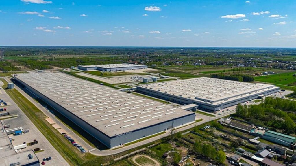 W Łodzi powstaje największy w Europie kompleks logistyczny. Nowym najemcą łódzka marka odzieżowa - Zdjęcie główne