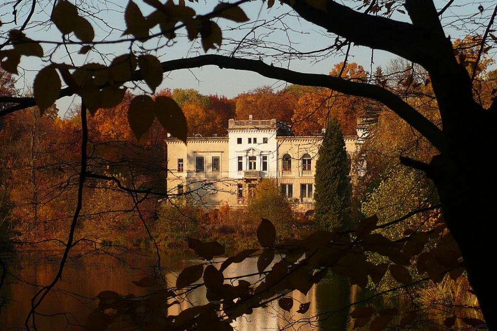 Luksusowy kompleks hotelowy powstanie w zabytkowym pałacu Ludwika Heinzla w Łagiewnikach!  - Zdjęcie główne