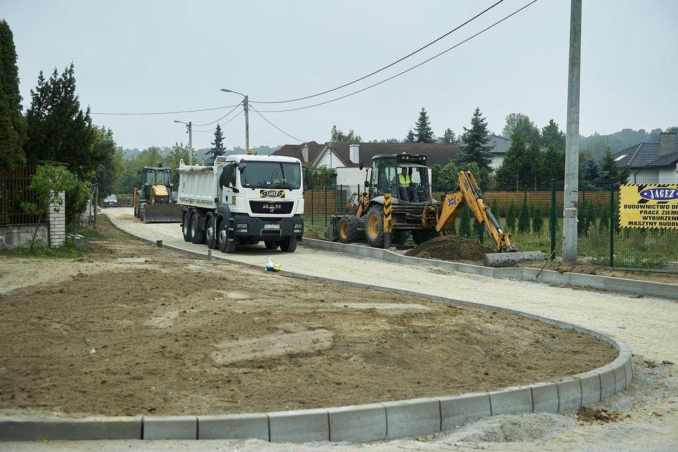 Ulica Zarzewska do przebudowy. Zobacz, co się zmieni  - Zdjęcie główne