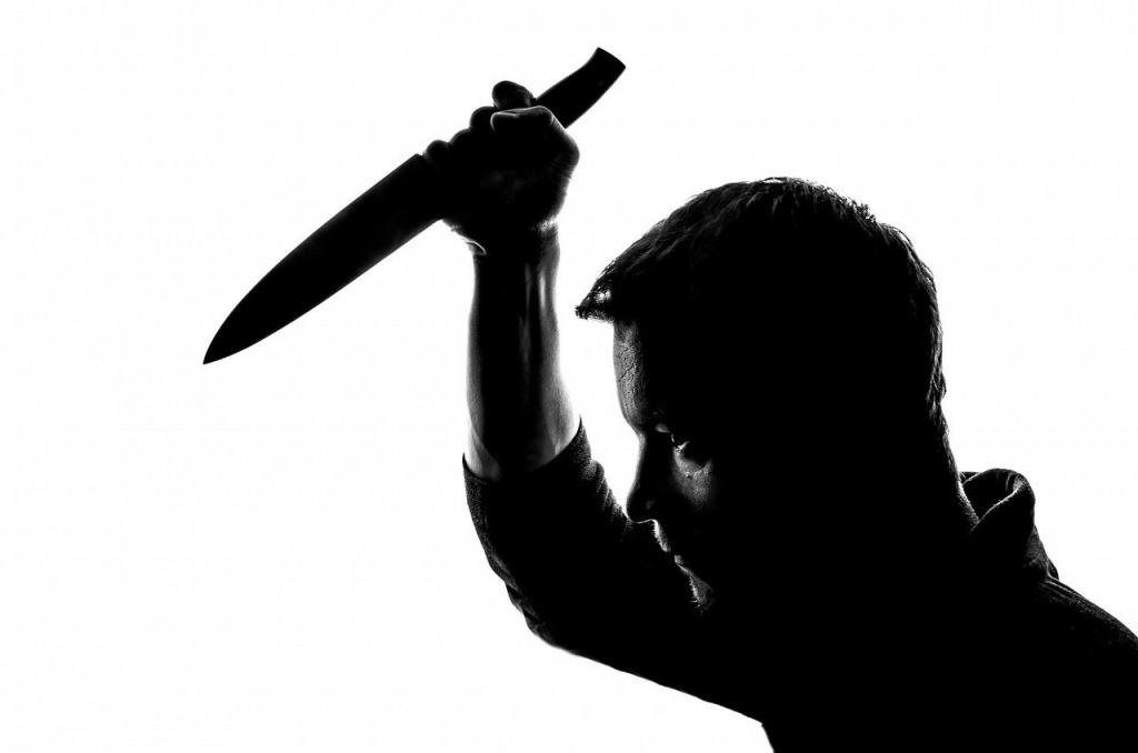Atak pijanego nożownika w Łodzi. 24-latek chciał zabić  - Zdjęcie główne