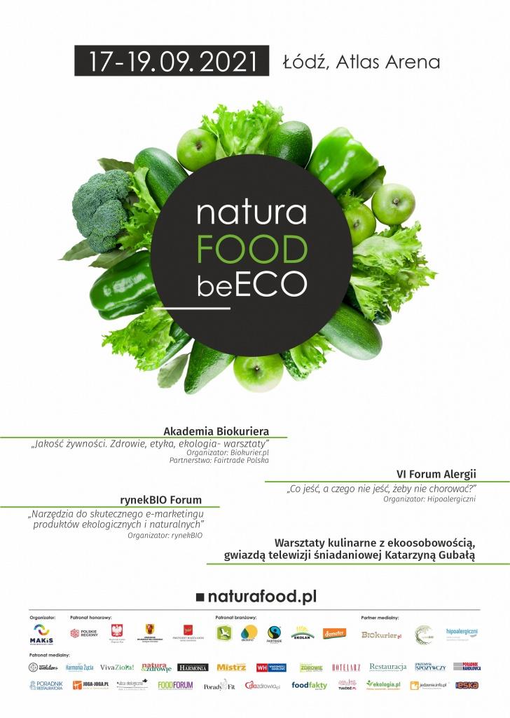Targi natura FOOD & beECO - Zdjęcie główne