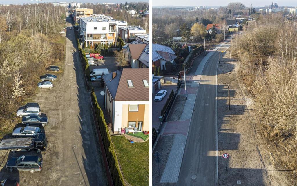 Koniec z błotem i dziurami na ulicy Bałtyckiej. W planie remont kolejnej ulicy na Górnej [ZDJĘCIA] - Zdjęcie główne