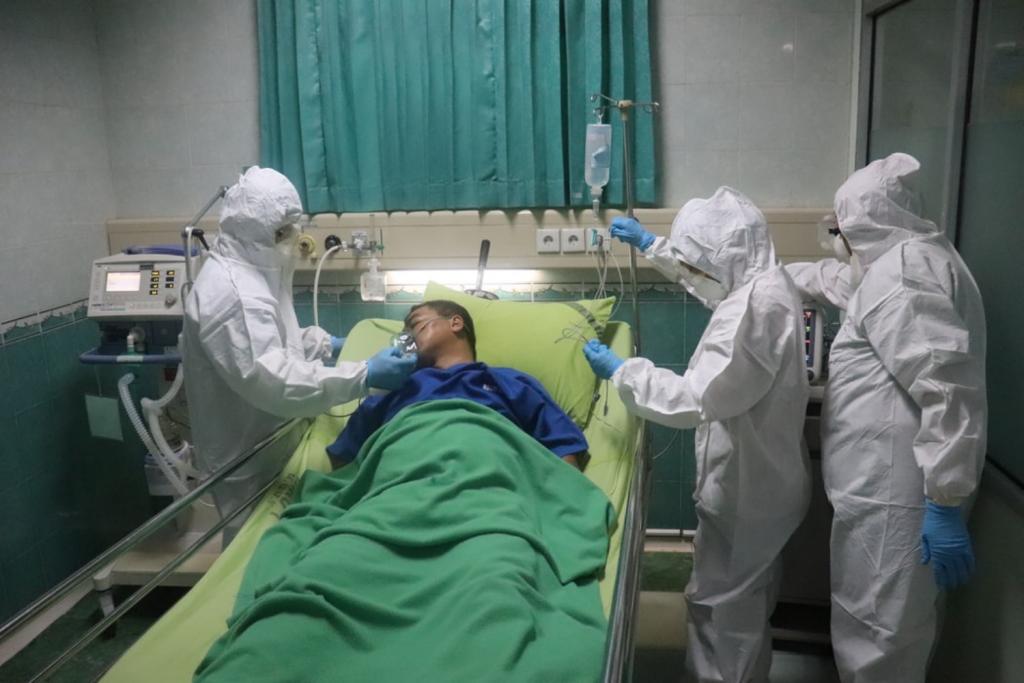 Jak wygląda szkolenie przed pracą w szpitalu tymczasowym? Na zdobycie wiedzy 30 godzin - Zdjęcie główne