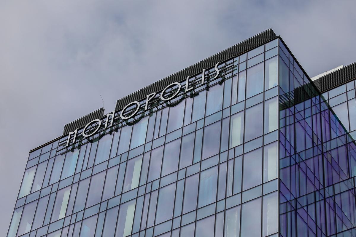 Monopolis 2.0 w Łodzi. Efektowny biurowiec z widokiem na centrum Łodzi [zdjęcia] - Zdjęcie główne