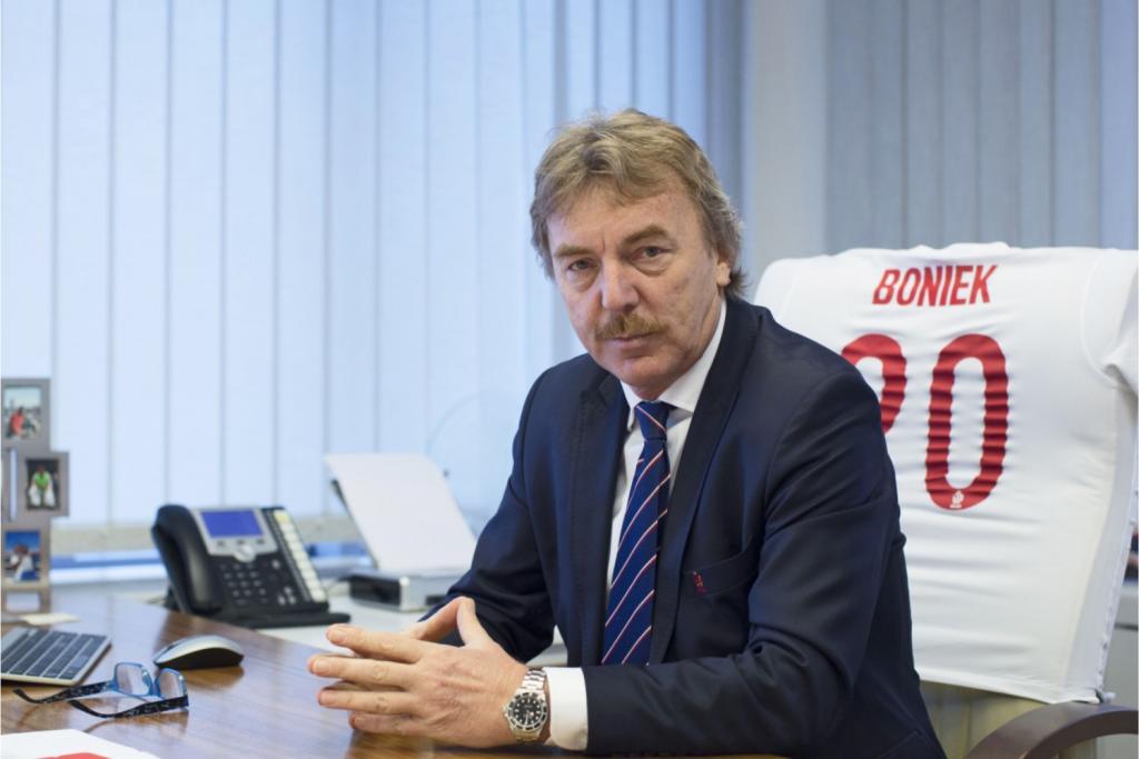 Zbigniew Boniek zostanie honorowym obywatelem Łodzi? - Zdjęcie główne