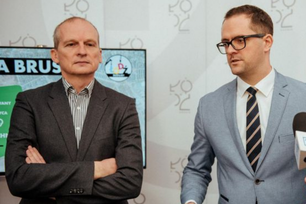 Łódzka burza w mediach społecznościowych. Ostre reakcje na kontrowersyjny wpis sekretarza miasta Łodzi - Zdjęcie główne