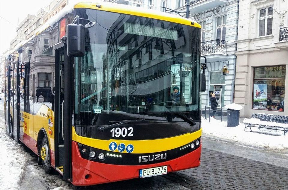 """Tabor MPK Łódź bardziej """"mini"""" już od czerwca [ZDJĘCIA] - Zdjęcie główne"""