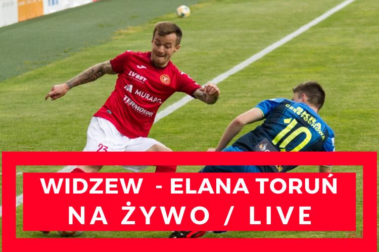Widzew - Elana (NA ŻYWO/LIVE 01.07.20) - Zdjęcie główne