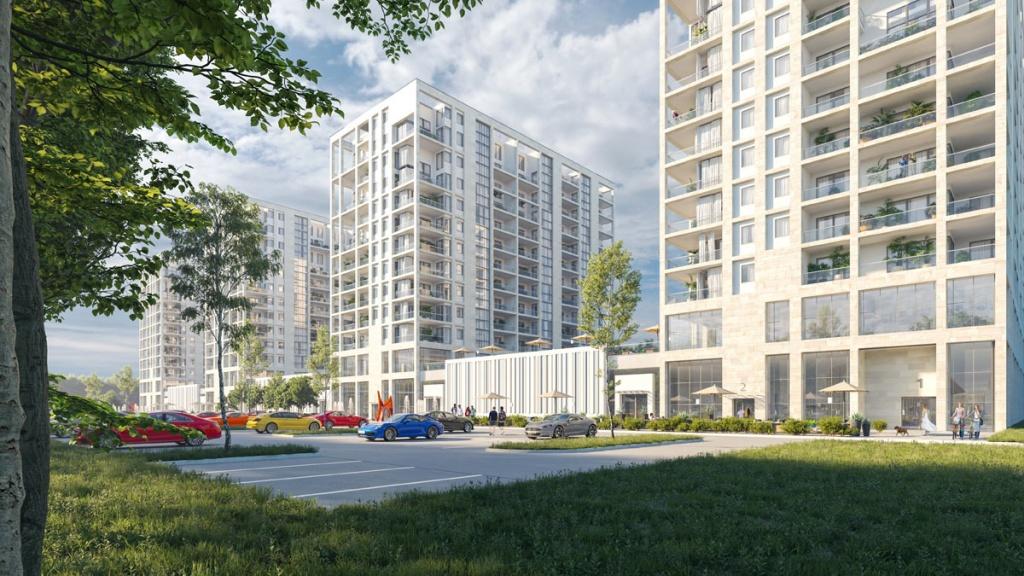 Nowe osiedle w Łodzi już za dwa lata [WIZUALIZACJE] - Zdjęcie główne
