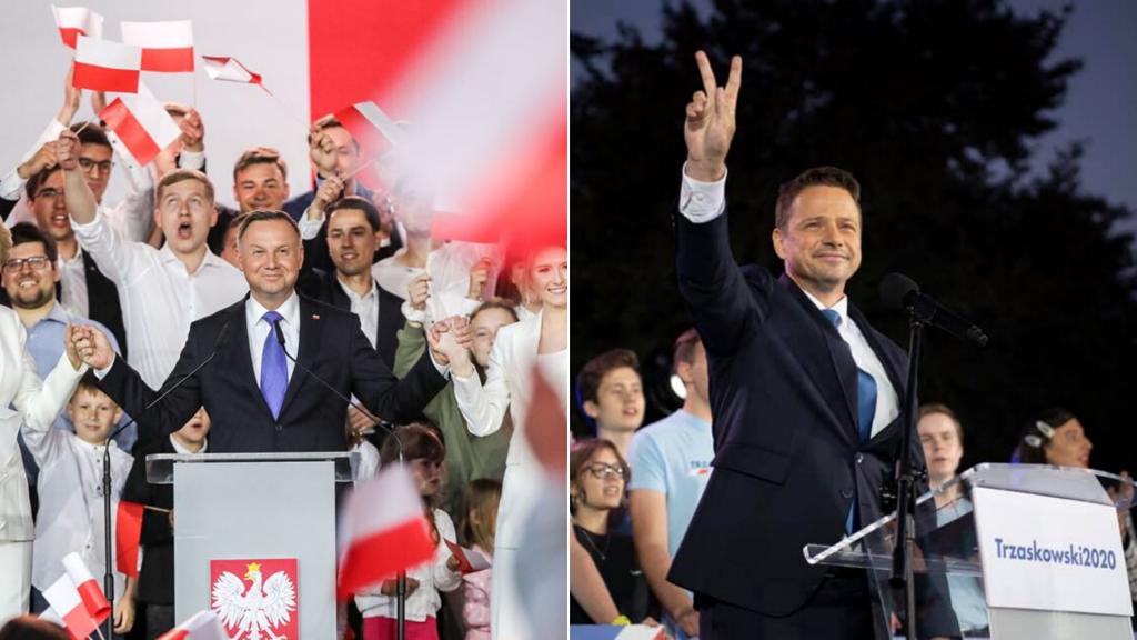Ważne! Wybory 2020. Znamy wyniki z 90% komisji. Jest 51% do 49%. Jak w Łódzkiem? [AKTUALIZACJA] - Zdjęcie główne