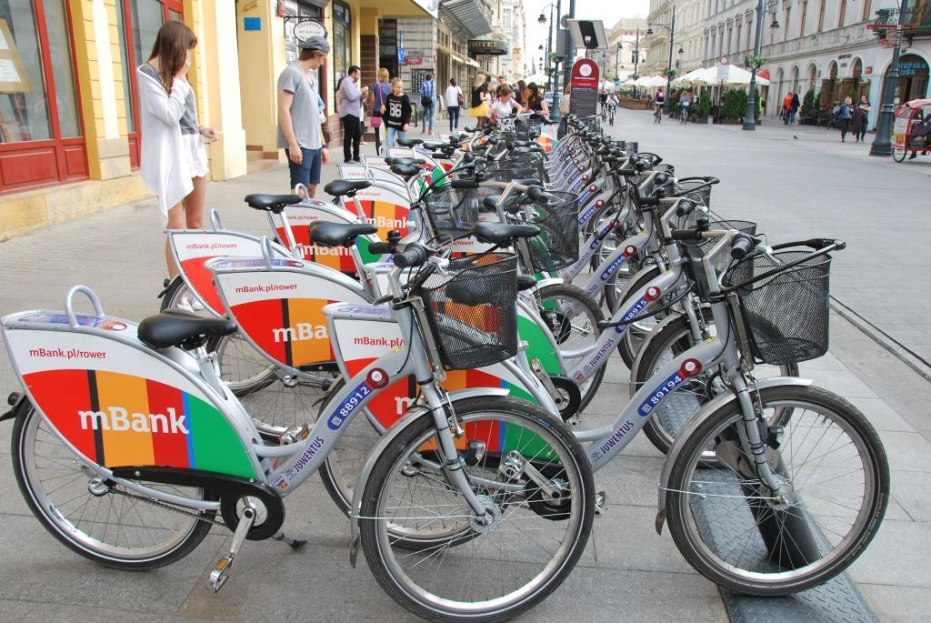Kiedy wróci Łódzki Rower Publiczny? Urząd Miasta Łodzi otworzył oferty w przetargu - Zdjęcie główne