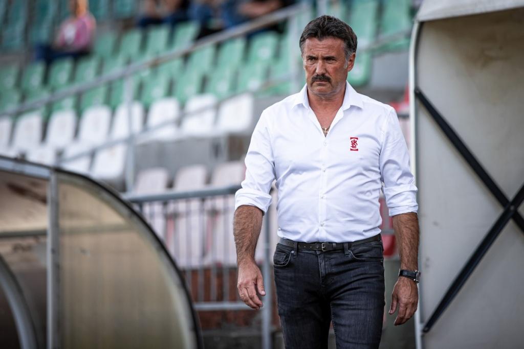 Trudna sytuacja ŁKS-u przed arcyważnym meczem z liderem Fortuna 1 Ligi - Zdjęcie główne