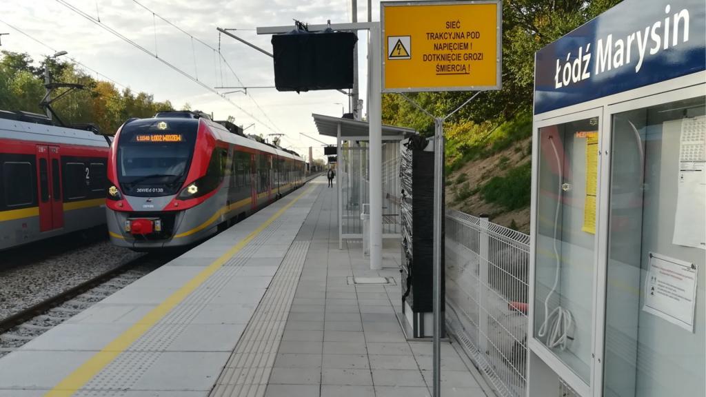 Nowe przystanki kolejowe powstają na terenie aglomeracji łódzkiej - Zdjęcie główne