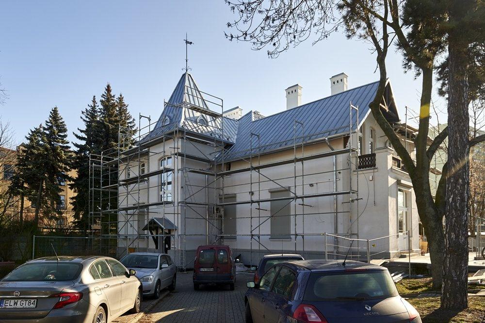 Ośrodek Kultury Górna po remoncie - Zdjęcie główne
