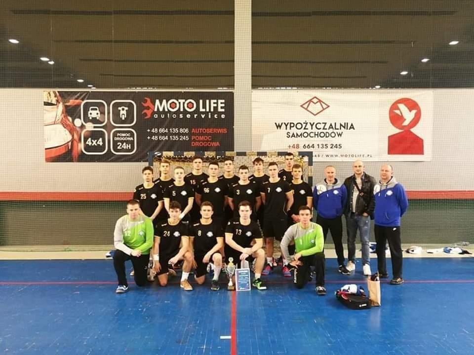 PIŁKA RĘCZNA: Mistrzostwa Polski Juniorów już dziś! - Zdjęcie główne