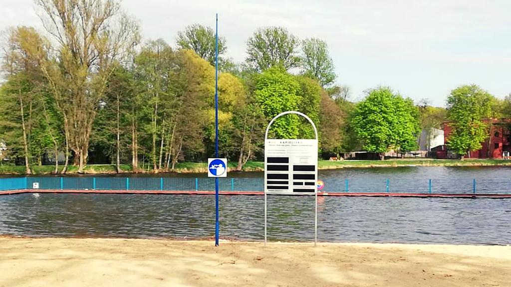 Gorący weekend w Łodzi - nad wodę wybrać się czas! - Zdjęcie główne