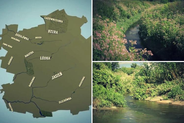 Co wiesz o łódzkich rzekach? Ten film powinien zobaczyć każdy łodzianin [INSPIRUJĄCE WIDEO] - Zdjęcie główne