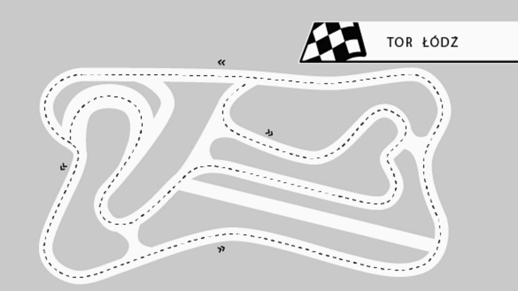 Łódzki tor wyścigowy - Zdjęcie główne