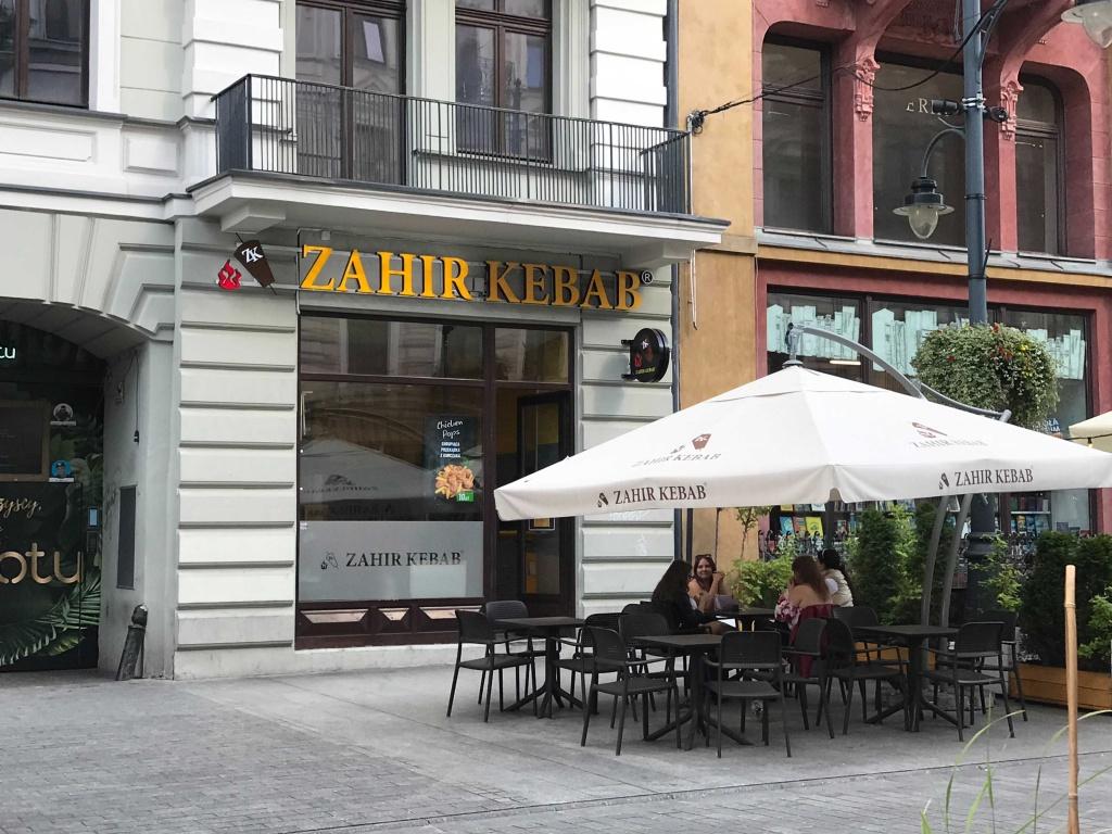 Kebaby robią furorę. W Łodzi pojawią się kolejne restauracje z kebabami - Zdjęcie główne
