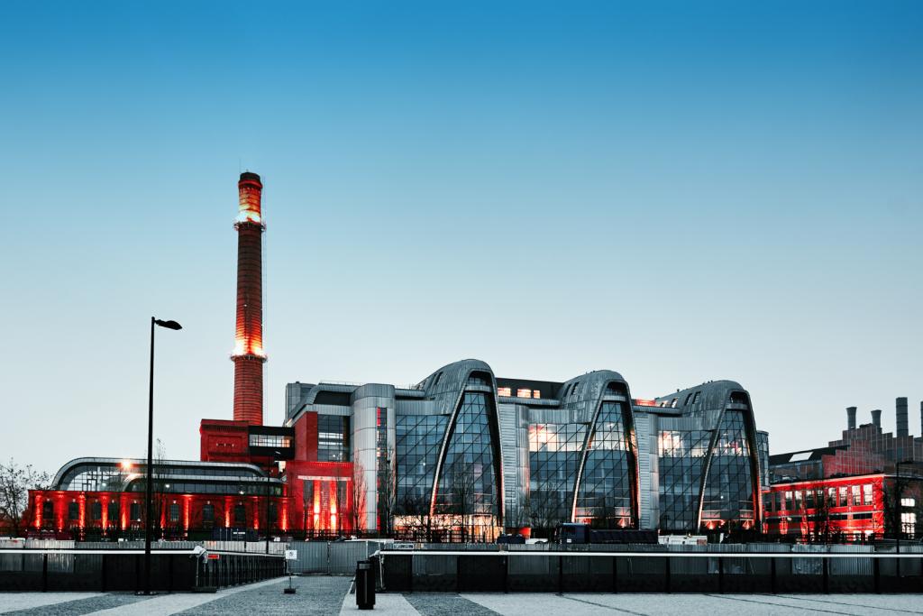 Łódź i EC1 wzorem międzynarodowej rewitalizacji! Wieloletnie wysiłki miasta zostały dostrzeżone - Zdjęcie główne