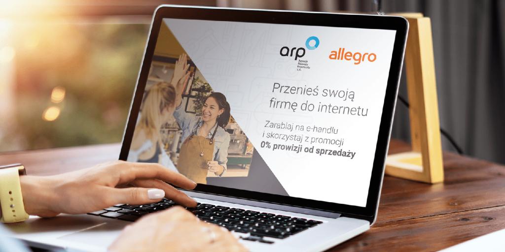 Przenieś swoją firmę do internetu! Z Allegro i OLX pod patronatem Ministerstwa Rozwoju [WIDEO] - Zdjęcie główne
