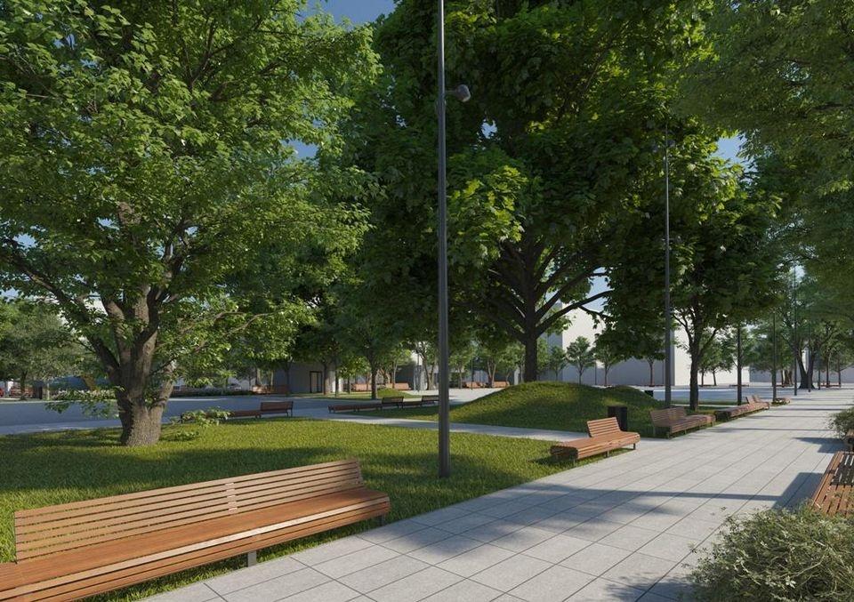 W ścisłym centrum miasta powstanie nowa ulica! [WIZUALIZACJE]  - Zdjęcie główne